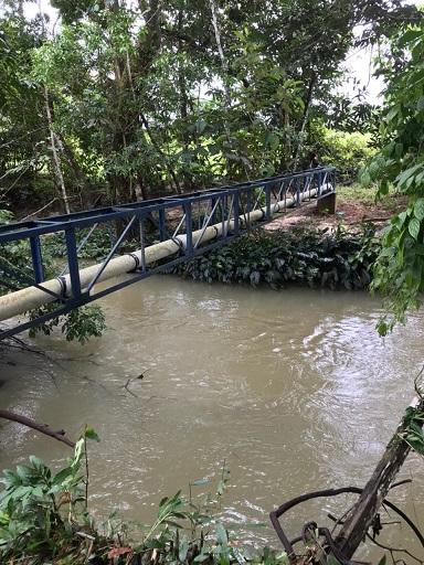 Se realizó visita técnica, ambiental y social a la obra de acueducto que se ejecuta en el municipio de La Montañita